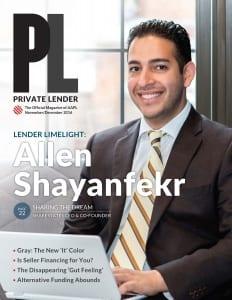 Private Lender magazine