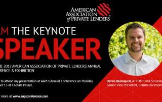 Daren Blomquist, AAPL Annual Conference