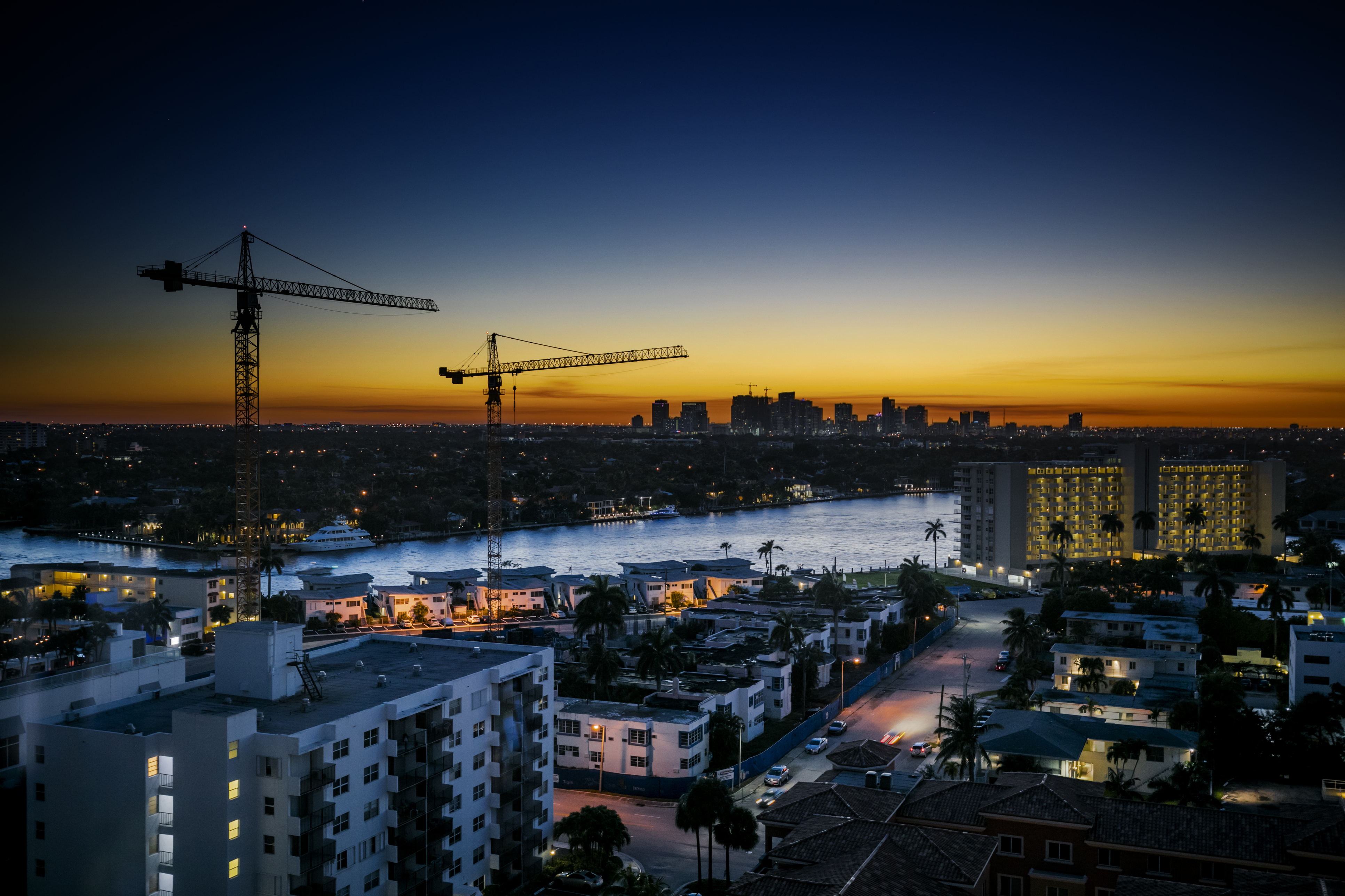 Urban Revitalization, Private Lending