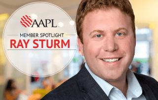 Ray Sturm, AAPL Member Spotlight