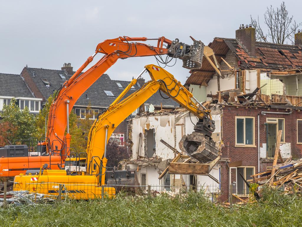 Residential Infill Lending