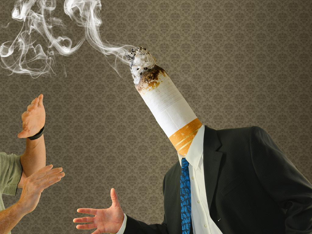 Where there's Smoke, Cigarettes