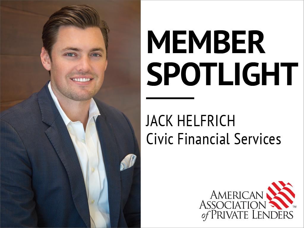 Jack Helfrich, CIVIC, AAPL Member Spotlight