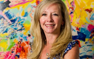 Photo of Tabitha Fitzgerald, COO of Specialty Lending Group for AAPL's Lender Limelight