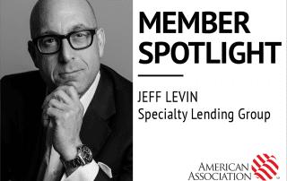 Jeff Levin, Member Spotlight