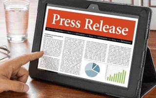 Press release, news