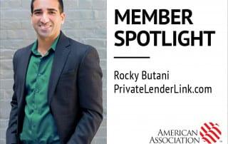 Rocky Butani, Member Spotlight