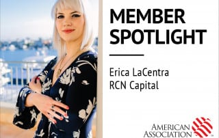 Member Spotlight, Erica LaCentra